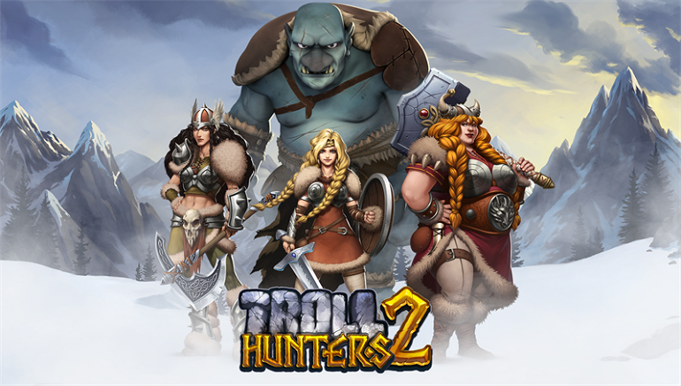Troll Hunters 2 by Play'n GO Releasing Today
