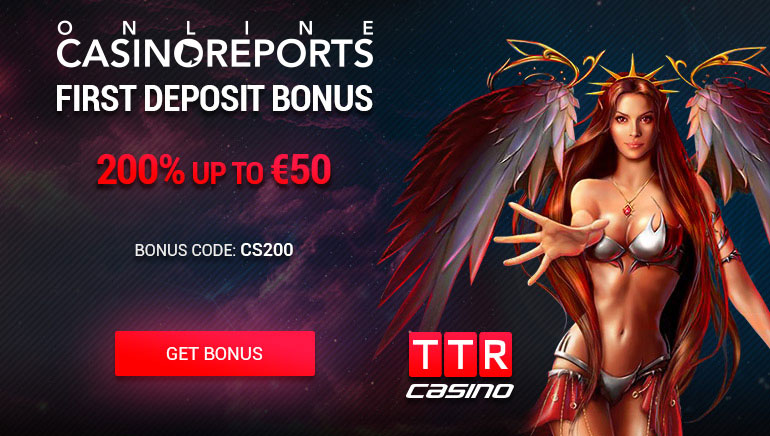 TTR Casino Triples Your Roll to Get You Going