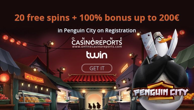 Twin Casino Piles on the Promos for Online Casino Reports Players