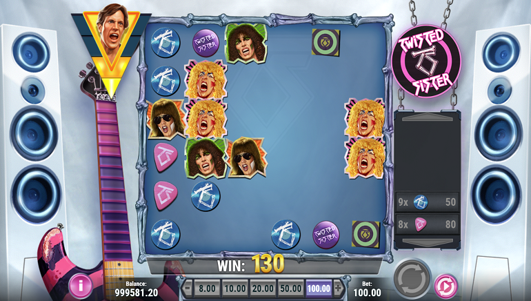 Wanna Rock? Play'n GO Releases Twisted Sister Slot