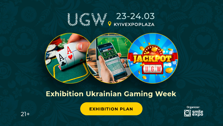 Ukrainian Gaming Week Set to Shine on Ukraine in Less than Six Weeks