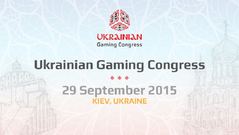 Ukrainian Gaming Congress to Discuss Future of Gambling in Ukraine
