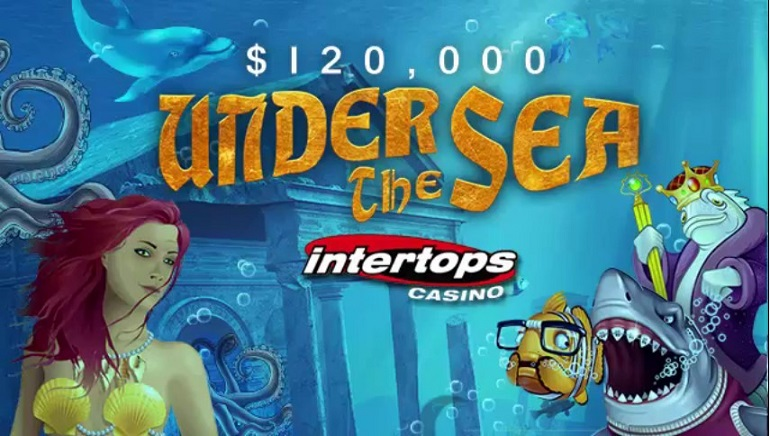 Intertops Casino Dives Deep for $120k Under the Sea Event