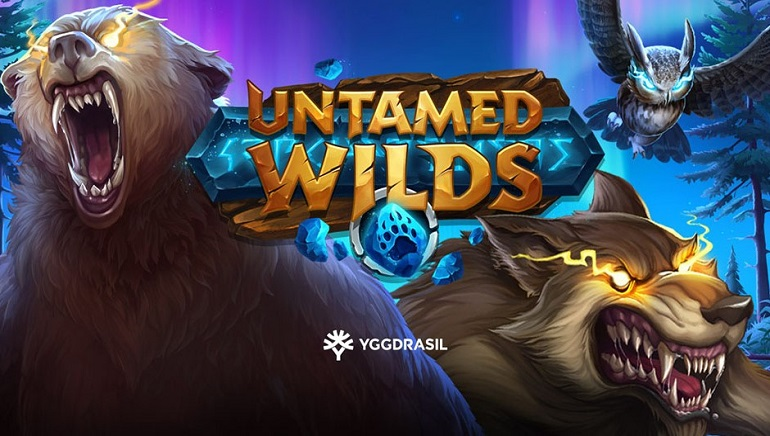 Meet The Animals Of The Tundra In The Untamed Wilds Slot From Yggdrasil