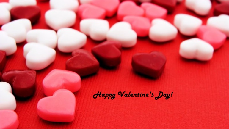 Special Report: Online Casino Goodies this Valentine's Day