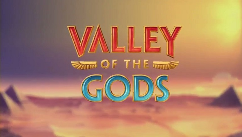 Valley of the Gods Slot by Yggdrasil Debuts Today