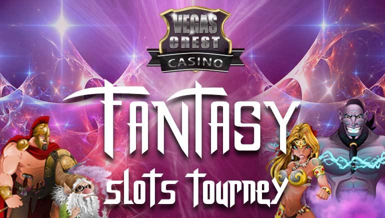 Vegas Crest Casino Fantasy Slots Tourney