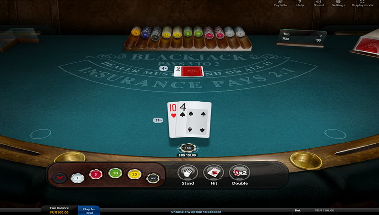 Beat blackjack now review