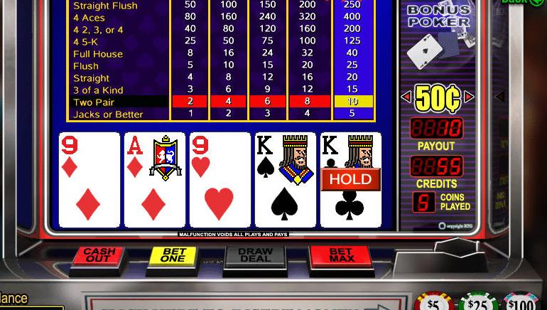 Spiele All American Poker - 3 Hands - Video Slots Online