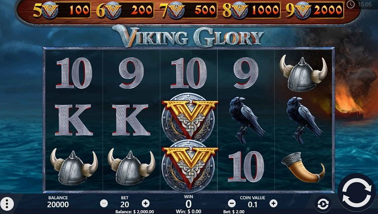 PariPlay Gets Historical in Viking Glory Slot
