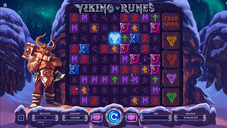 Viking Runes Slot Debuts from True Lab at Yggdrasil Casinos
