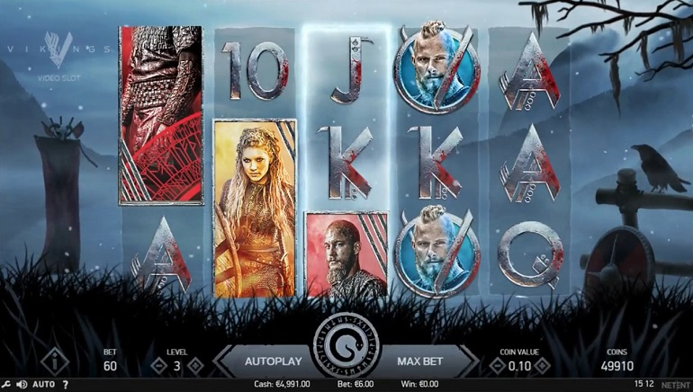 NetEnt's Vikings Slot Finally Going Live Today