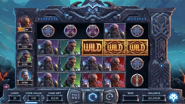 Slot Review: Vikings Go To Hell