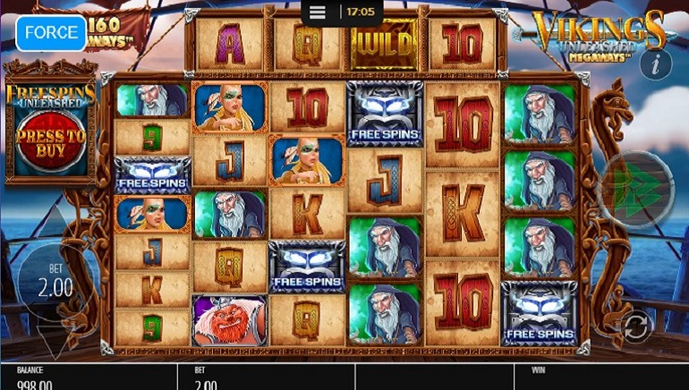 Get Ready To Plunder Casinos With Vikings Unleashed MegaWays Slot