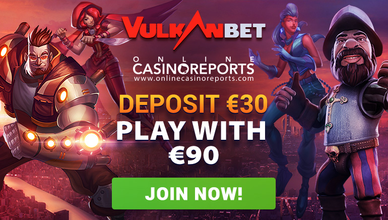200% Bonus at VulkanBet - A Volcanic Free Cash Eruption