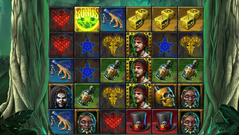 Head To The Deep South With ELK Studios' Voodoo Gold Slot