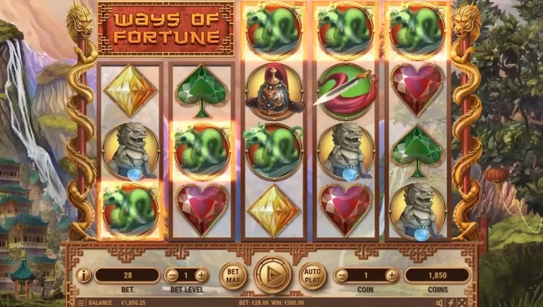 Ways of Fortune Slot Arrives at Habanero Casinos