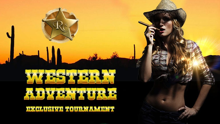 Saddle Up for the Western Adventure Exclusive Tournament at Rich Casino