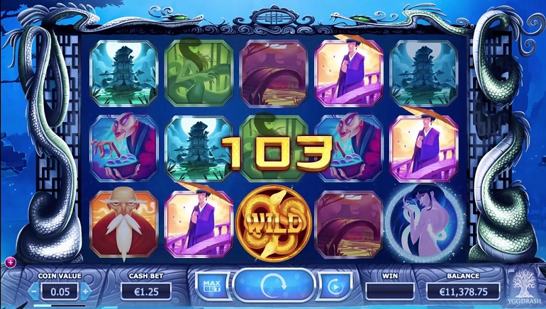 Yggdrasil Launches New Slot, Legend of the White Snake Lady