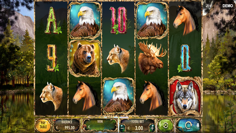 Red Rake Gaming Heeds the Call of the Wild with Wild Animals Slot Game