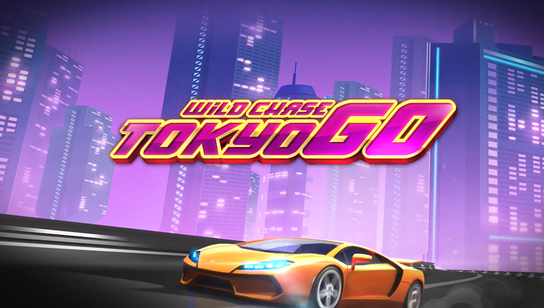High Octane Gameplay In Wild Chase: Tokyo Go Slot From Quickspin
