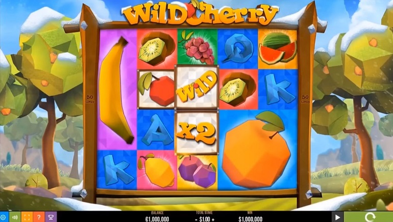 New Wild Cherry Slot From Pariplay Has The Cherry On Top