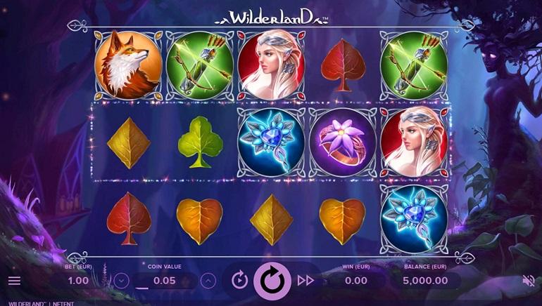 Enchanting New Slot From NetEnt - Wilderland
