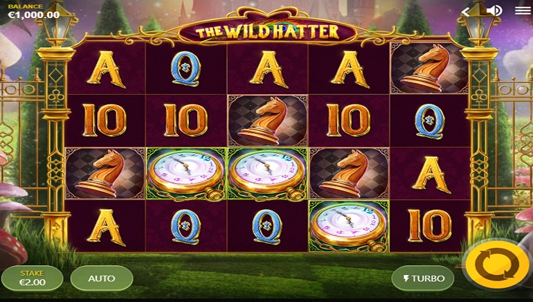 Jump Down the Rabbit Hole With Red Tiger's New Slot, The Wild Hatter