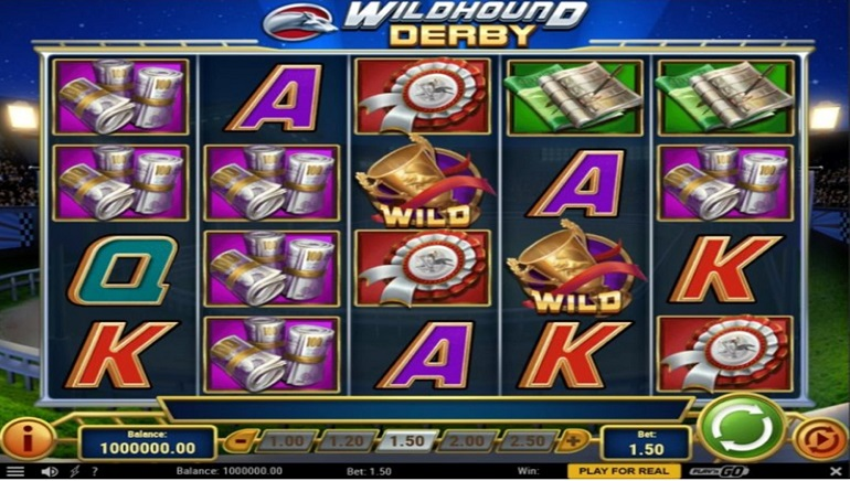 Play'N GO Unleashes the Hounds with Wildhound Derby Slot