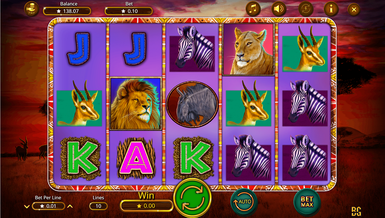 Booming Games' Wild Pride Slot Takes You on a Wild Life Adventure