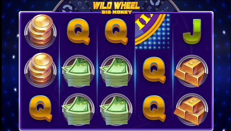 Step Right Up & Spin the Wild Wheel from Push Gaming