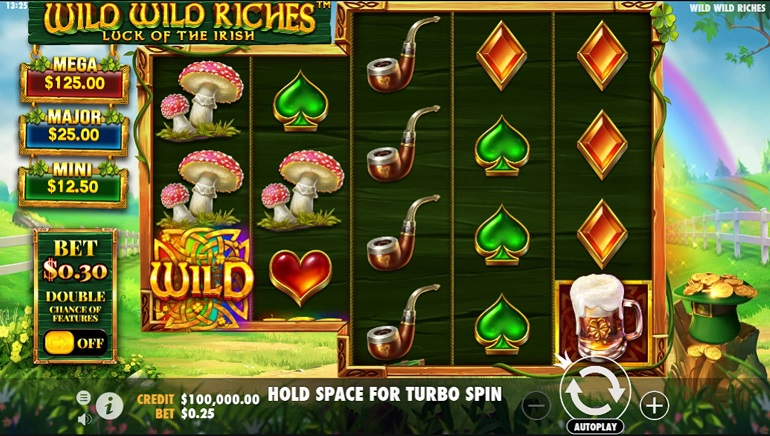 Slot Review: Wild Wild Riches by Pragmatic Play