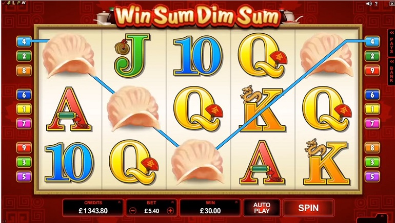 Microgaming Unveils Upcoming Slot Win Sum Dim Sum