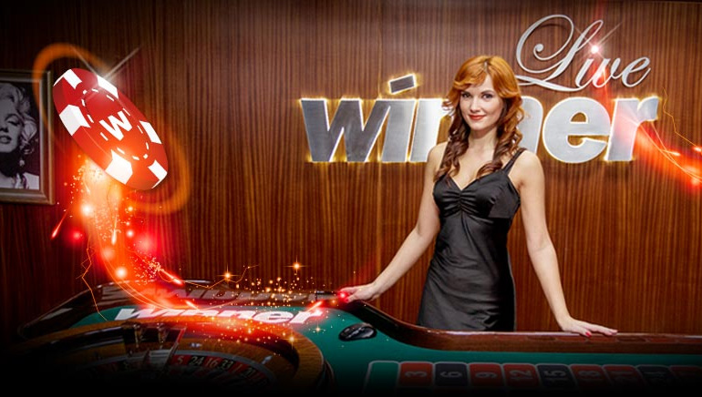 Sexy Dealers Bring Hot Action to Winner's Live Casino