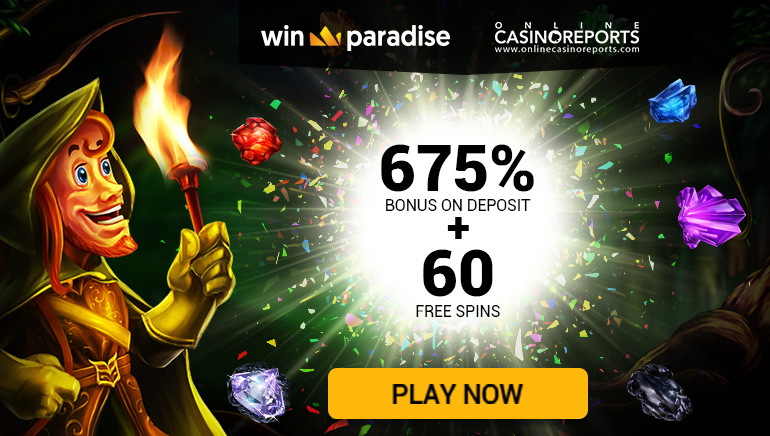 Gambler's Paradise: Claim up to $5,000 in Bonuses at WinParadise
