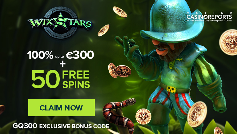 Exclusive 50 Free Spins and Enhanced Deposit Bonus at Wixstars