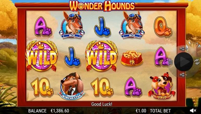 Slot Review: Wonder Hounds from NextGen Gaming