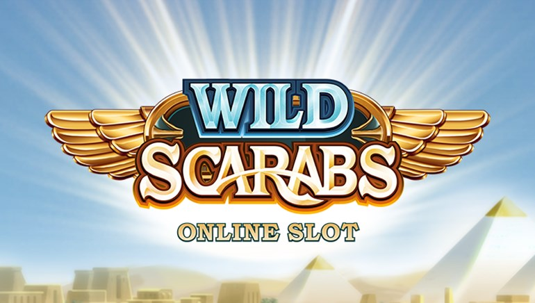 Slot Review: Wild Scarabs by Microgaming