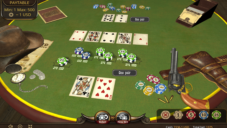 Evoplay Deals a Winner with Texas Hold'em Poker 3D