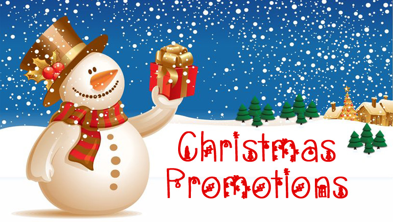 The Best of Xmas 2017 Casino Promotions Handpicked for You