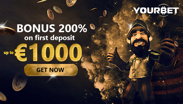 YourBet Offers Huge Welcome Bonus for New Players