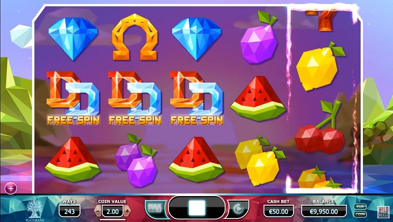 Yggdrasil Launches Newest Slot: Doubles
