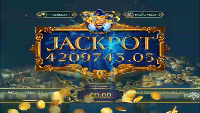 Player Wins €4.2M Jackpot at Wildz Online Casino