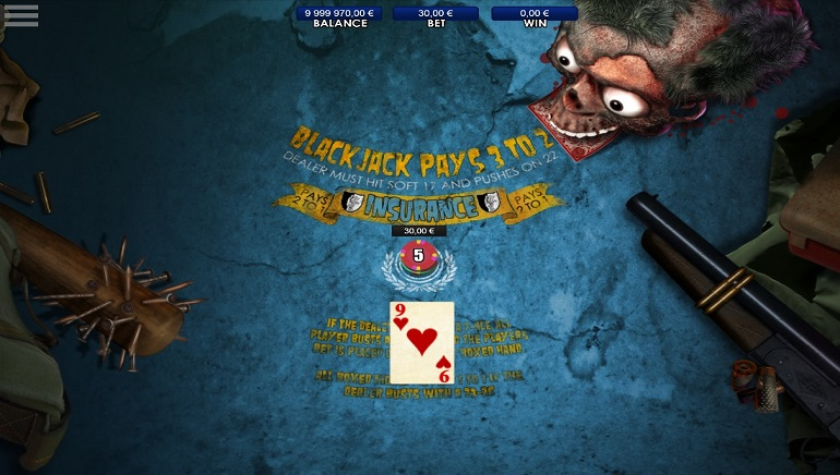 Zombie Blackjack Comes to Life at Genesis Gaming Casinos