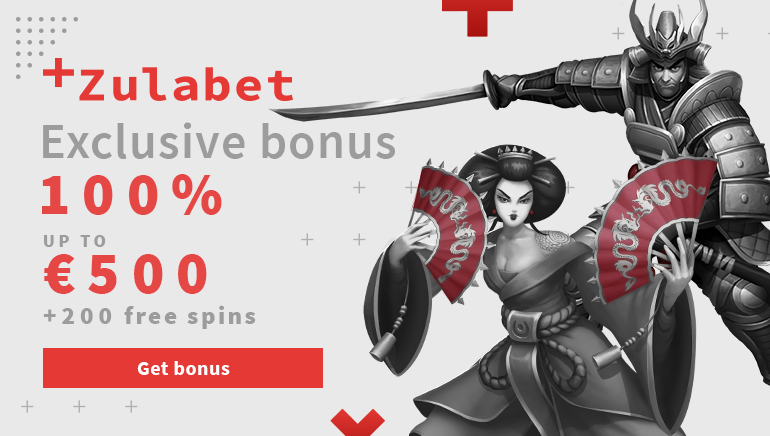 Zulabet Casino Introducing New Players with €500 Bonus & 200 Free Spins