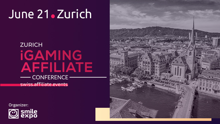 Zurich iGaming Affiliate Conference Brings a Smile to All Attendees